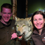 Wolfcenter, Presse, Download, Frank Faß, Christina Faß