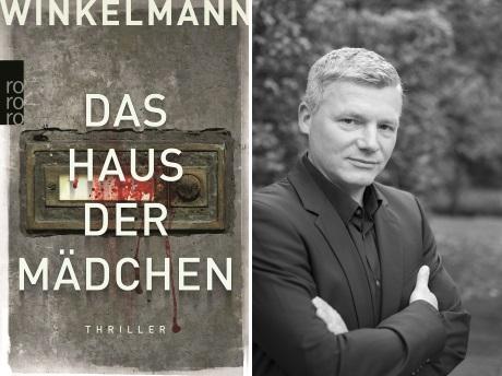 Wolfcenter, Frank Faß, Veranstaltung, Lesung, Andreas Winkelmann, Das Haus Der Mädchen, Buch, Thriller