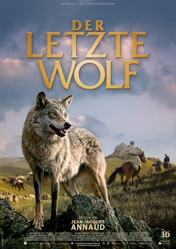 Wolfcenter, Aktuelles, Kinofilm, Der letzte Wolf, Filmstart