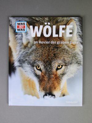 Wolfcenter, Onlineshop, Bücher & DVDs, Was ist was, Wölfe