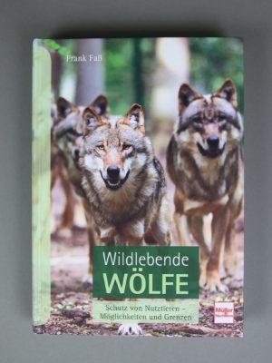 Wolfcenter, Onlineshop, Bücher & DVDs, Frank Faß, Wölfe