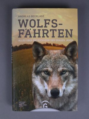 Wolfcenter, Onlineshop, Bücher & DVDs, Wolfsfährten, Wolf