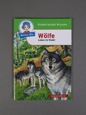 Wolfcenter, Onlineshop, Bücher & DVDs, Kinderbuch, Wölfe