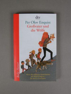 Wolfcenter, Onlineshop, Bücher & DVDs, Kinderbuch, Großvater und die Wölfe