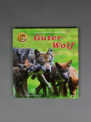 Wolfcenter, Onlineshop, Bücher & DVDs, Wolf