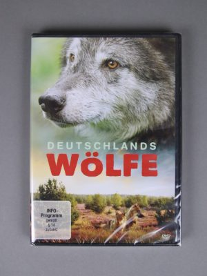 Wolfcenter, Onlineshop, Bücher & DVDs, Deutschlands Wölfe
