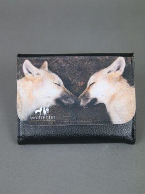 Wolfcenter, Onlineshop, Accessoires, Geldbörsen, Portemonnaie, Wolf, Welpen