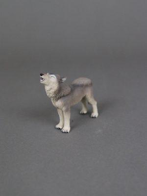Wolfcenter, Onlineshop, Spielzeuge, Figuren, Papo, heulender Wolf