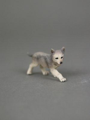 Wolfcenter, Onlineshop, Spielzeuge, Figuren, Papo, Wolfswelpe