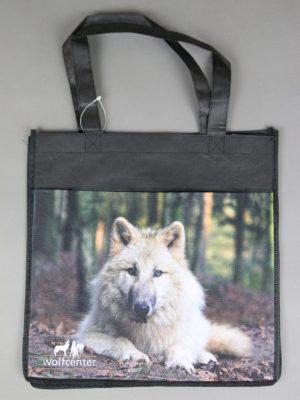 Wolfcenter, Onlineshop, Accessoires, Taschen, Beutel, weißer Wolf