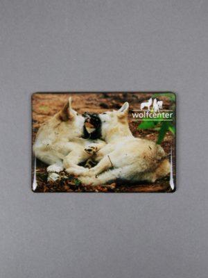 Wolfcenter, Onlineshop, Souvenirs, Magnete, Wolf