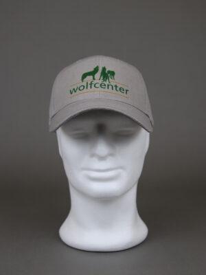 Wolfcenter, Onlineshop, Bekleidung, Caps, Logo