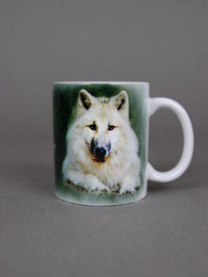 Wolfcenter, Onlineshop, Souvenirs, Tassen & Becher, Wolf