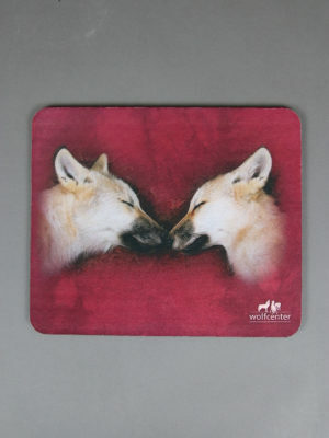 Wolfcenter, Onlineshop, Accessoires, Mousepads, Wolf