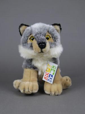 Wolfcenter, Onlineshop, Plüschtier, Wolf