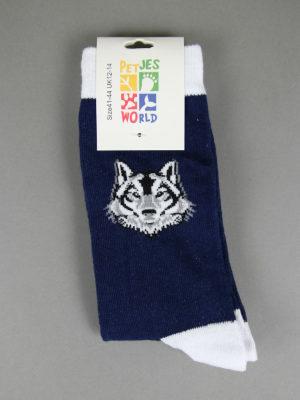 Wolfcenter, Onlineshop, Bekleidung, Socken, Wolf