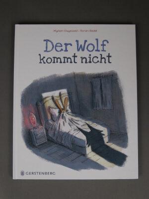 Wolfcenter, Onlineshop, Bücher, Der Wolf kommt nicht