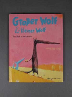 Wolfcenter, Onlineshop, Bücher, Großer Wolf & kleiner Wolf
