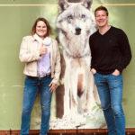 Wolfcenter Dörverden, Frank Fass, Podacast, Birte Bendrich