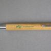 Wolfcenter, Onlineshop, Souvenirs, Kugelschreiber, Holz, Logo