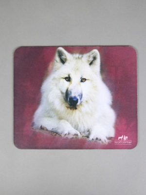 Wolfcenter, Onlineshop, Mousepad, Wolf
