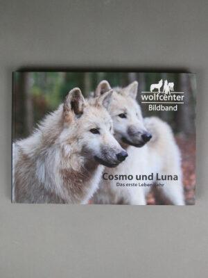 Wolfcenter, Onlineshop, Buch, Bildband, Cosmo und Luna