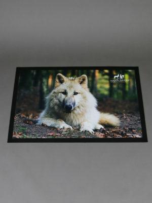 Wolfcenter, Onlineshop, Wolf, Fussmatte