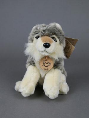 Wolfcenter Dörverden, Onlineshop, Plüschtier, Wolf